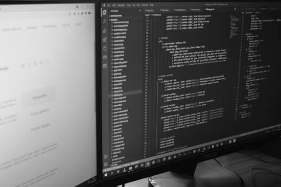 BlueNet - webové aplikace